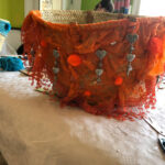 Ibiza tas Workshop oranje