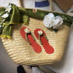 Ibiza tas Workshop slippers
