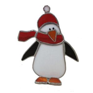 Pinguin van glas
